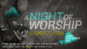 Adventure Worship Concert Night