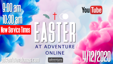 EASTER at Adventure ONLINE
